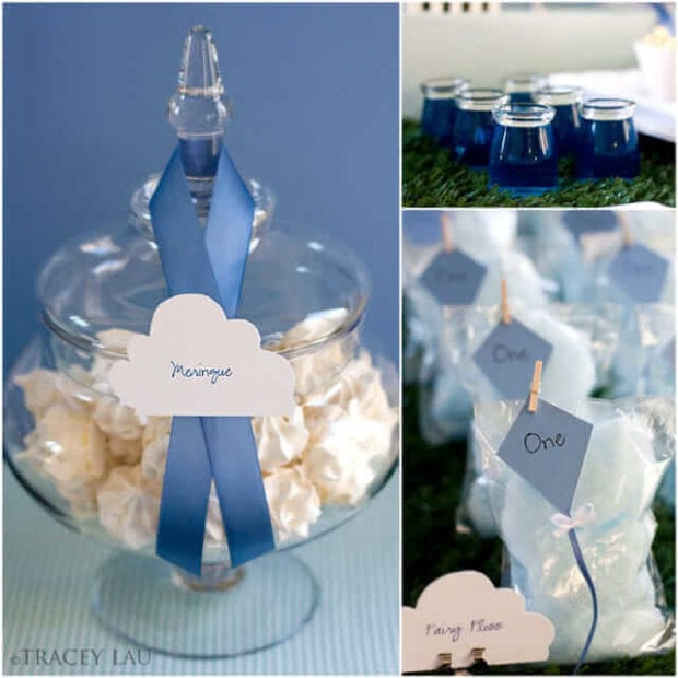 Boys Kite Themed Party Food Ideas