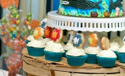 Under the Sea Party Ideas