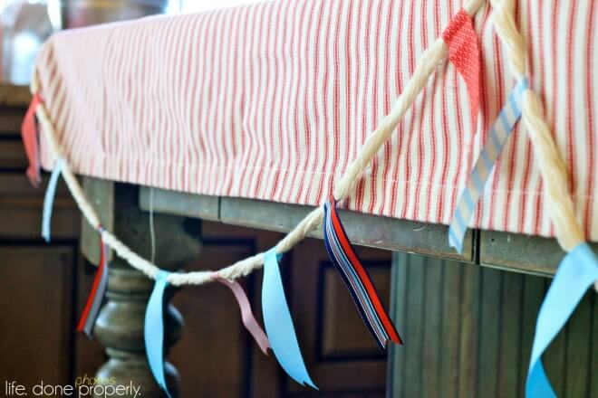 Boys Nautical Baby Shower Banner Ideas