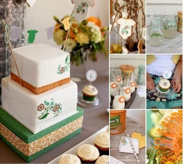 Flawless Baby Shower Cake Ideas