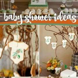 Beautiful Flawless Baby Shower