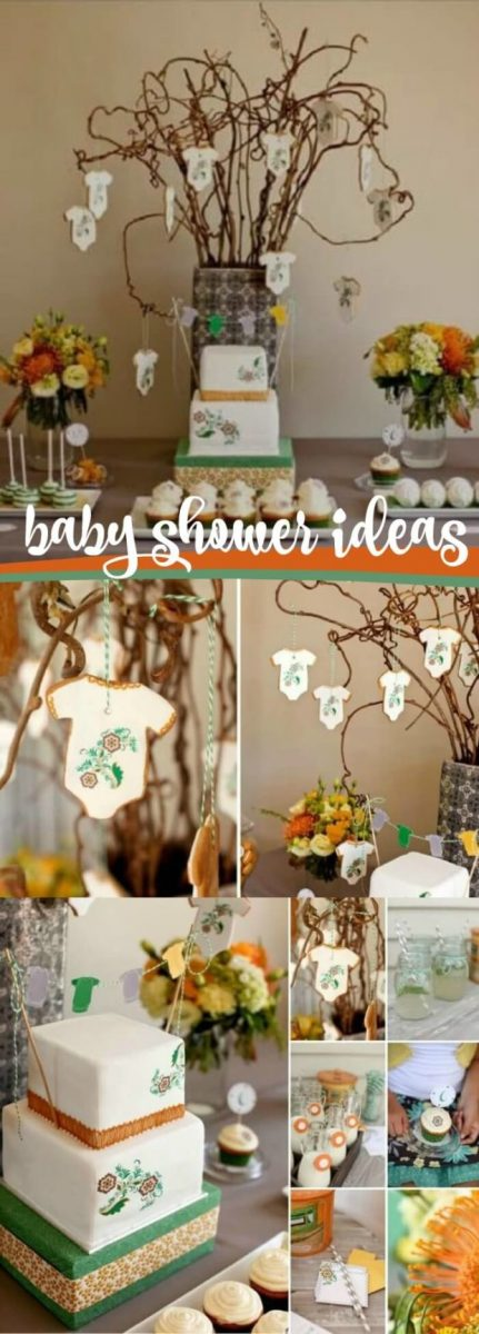 Beautiful Flawless Baby Shower