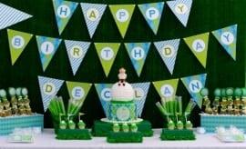 Boys Golf Birthday Party