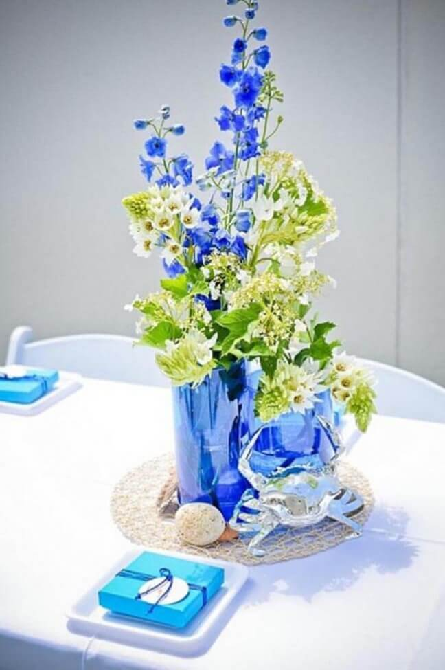 Under the Sea Birthday Party Centerpiece Ideas