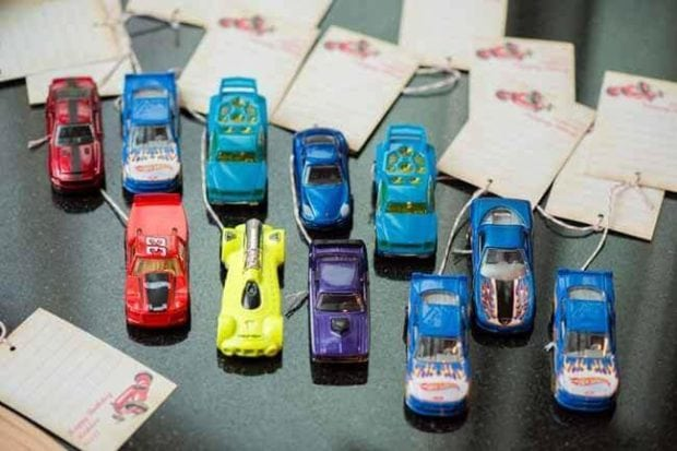 Vintage Race Car Boy Birthday Party Activity Ideas