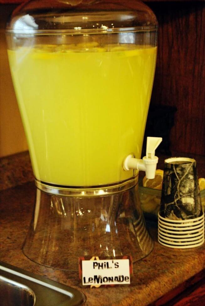 Boys Duck Dynasty Themed Drink Ideas