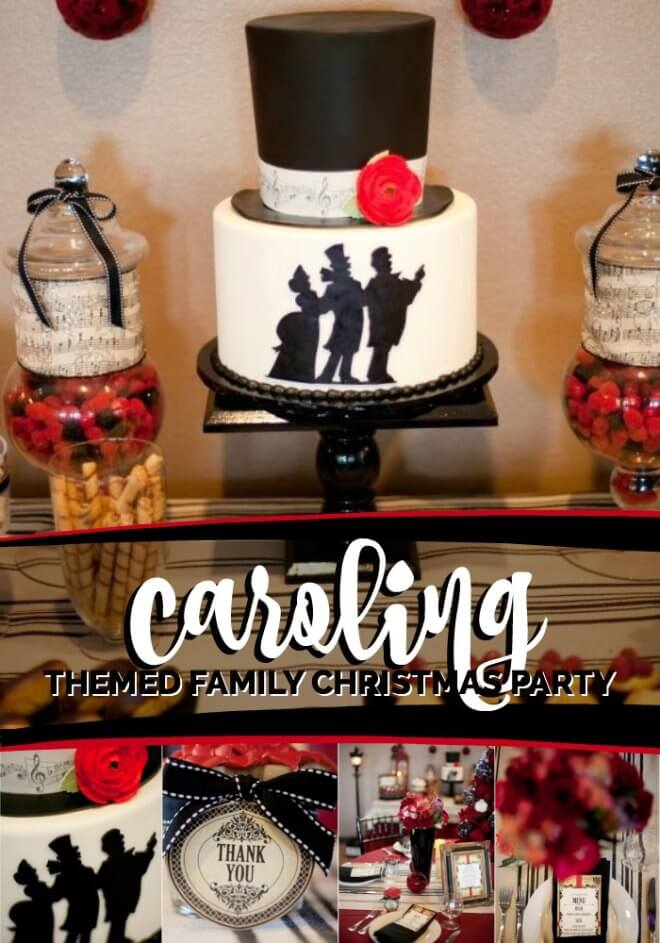 Christmas Carorling Party