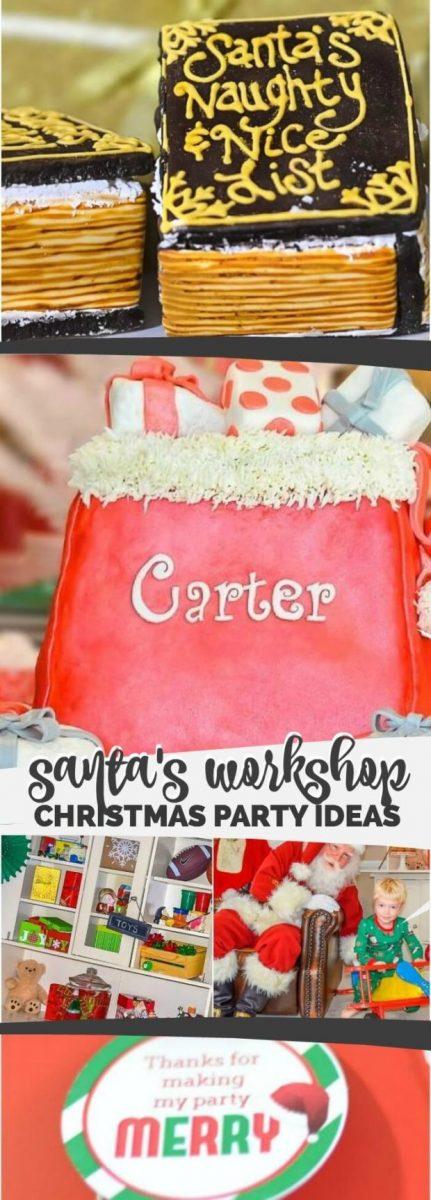 Santas Workshop Christmas Party
