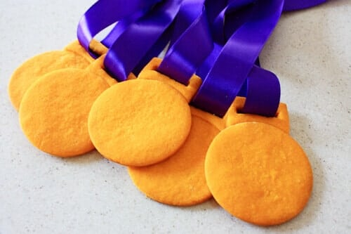 Gold Medal Cookies