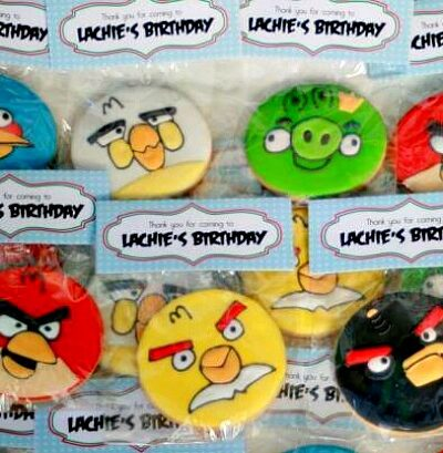 angry bird party ideas