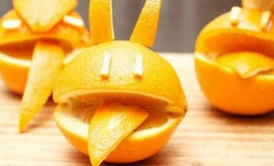 Monster Oranges
