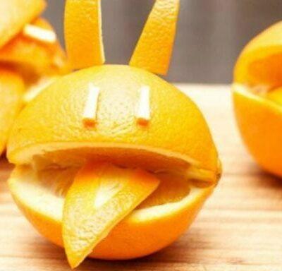 Monster Oranges