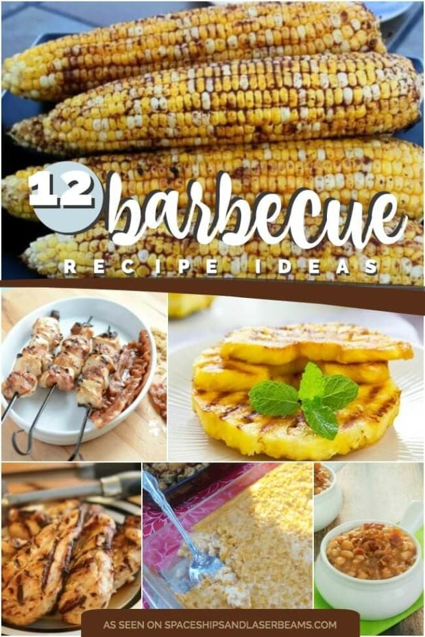 12 Barbecue Recipe Ideas