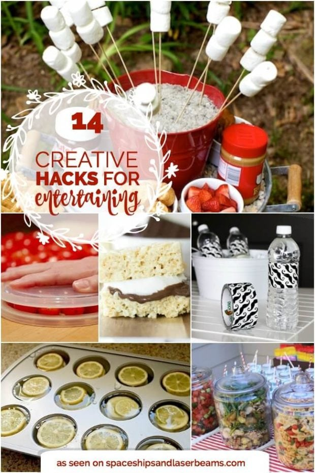 Creative Hacks for Entertaining