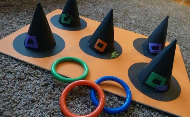 21 halloween party games ideas activities spaceships and laser beams
