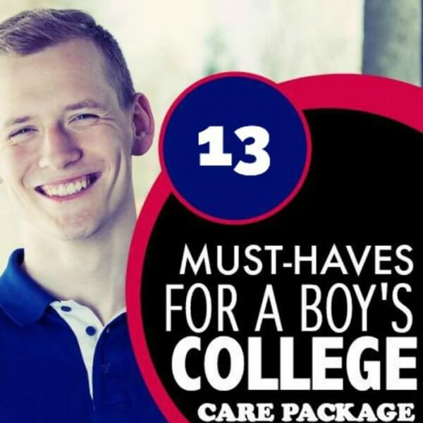 13 Items For A Boy S College Care Package Spaceships And