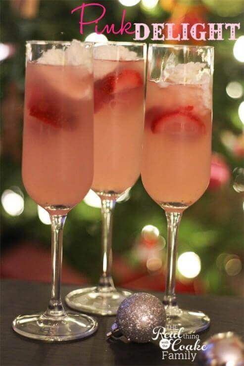 Pink Delight Drink