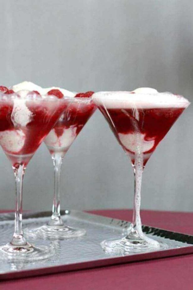 Raspberry Champange Fizz Ideas