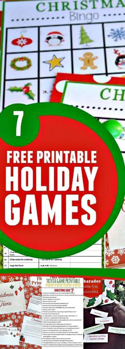 Xmas Games Online Free