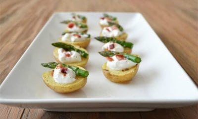 Appetizers for New Years