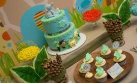 19 Jungle Safari Themed Boy Party Ideas Spaceships and Laser Beams