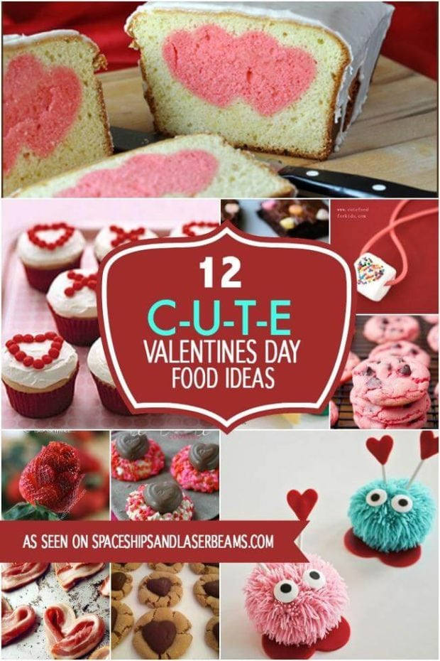 Cute food ideas for Valentine's Day