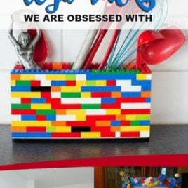 Lego Hacks and Tutorials