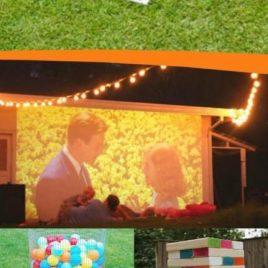 25 Awesome Backyard Activities