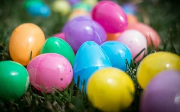 40 Things To Put Inside Easter Eggs