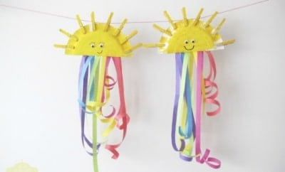 17 Summer Crafts Kids will Love