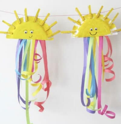 17 Summer Crafts Kids will Love