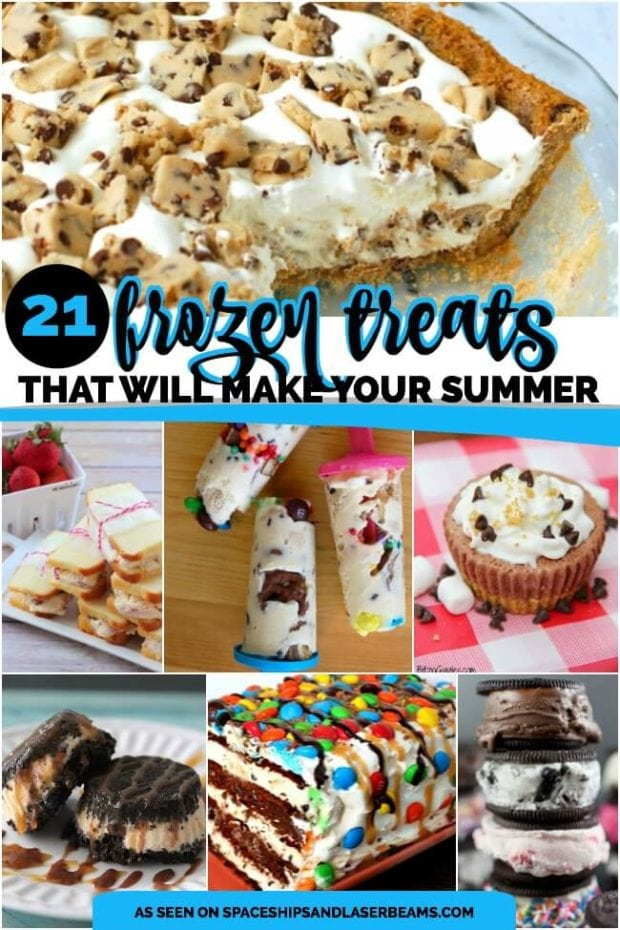 21 Homemade Frozen Treats