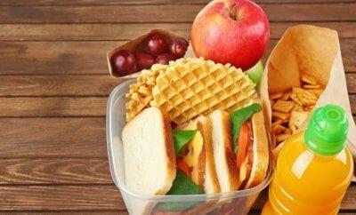 15 Back to School Snack Ideas
