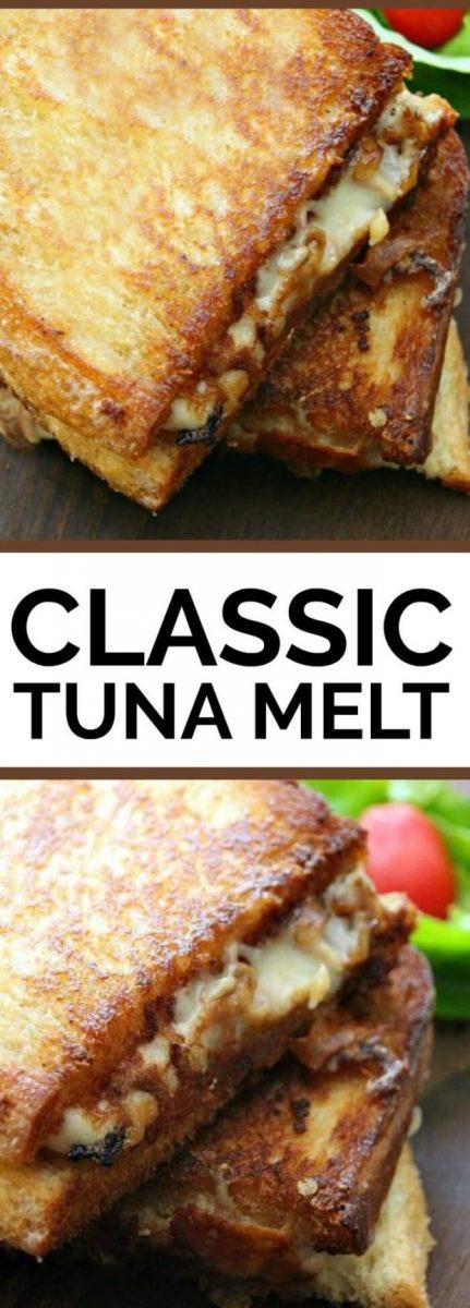 Classic Tuna Melt