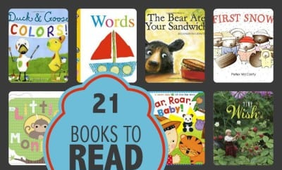 2015 Book List For Kids