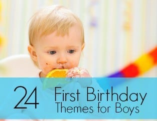24 First Birthday Party Ideas Themes for Boys Spaceships and