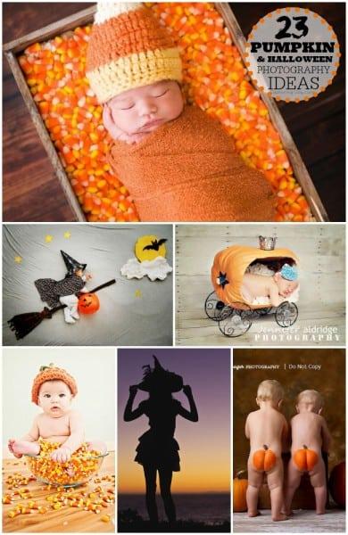 Pumpkin and Halloween Photography Ideas