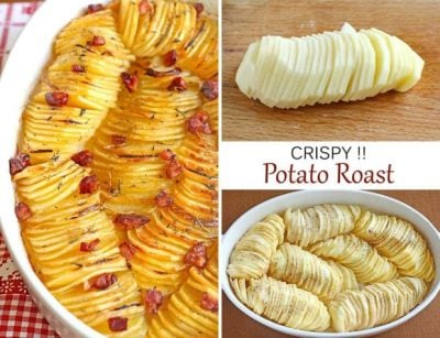Crispy Roast Potatoes :: Cakes Cottage :: Share it on Facebook here ...