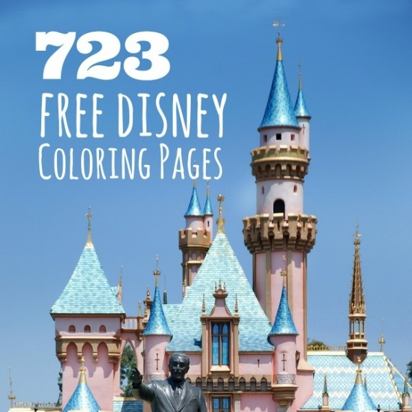723 Free Disney Printable Coloring Pages Spaceships And