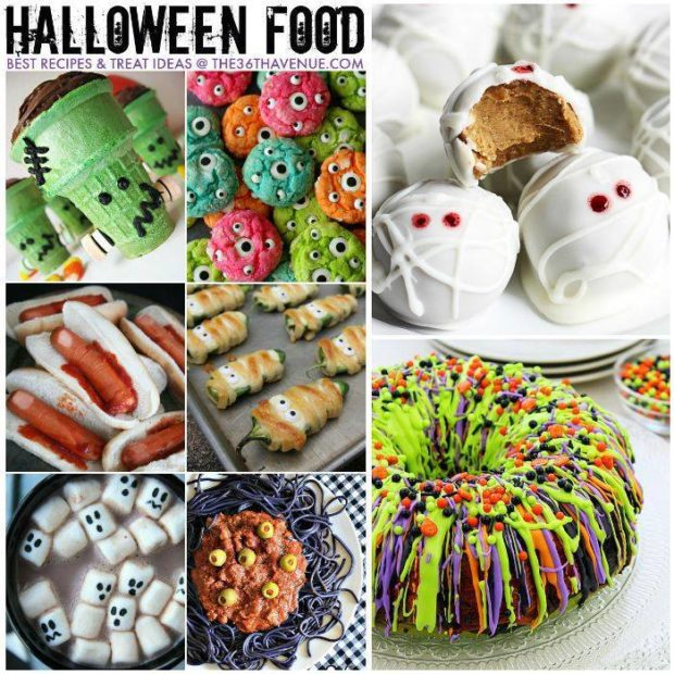 Readers 39 picks 9 28 10 most popular creative ideas this for Cuisine halloween