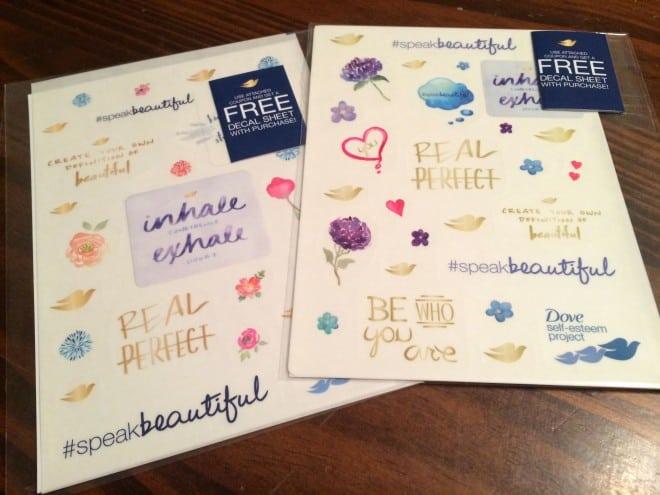 Free Dove Stickers