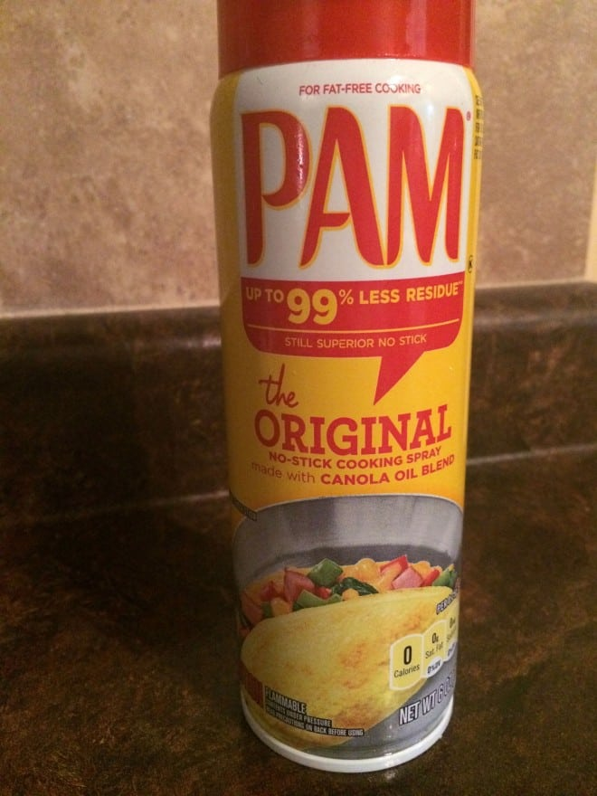 Pam Cooking Spray Original Flavor