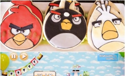 Now Launching An Angry Birds Inspired Boy\u0027s Birthday Party | Spaceships and Laser Beams & Now Launching: An Angry Birds Inspired Boy\u0027s Birthday Party ...