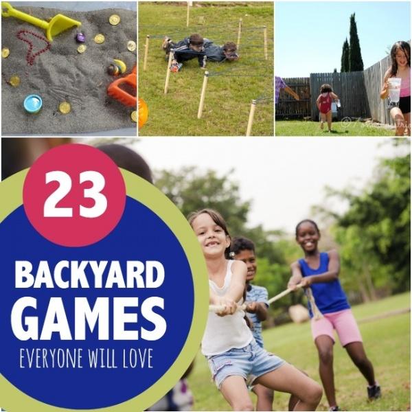 Backyard Baseball 09: 50 Best Party Games For Kids