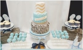 Beautiful Boy Baby Shower Ideas