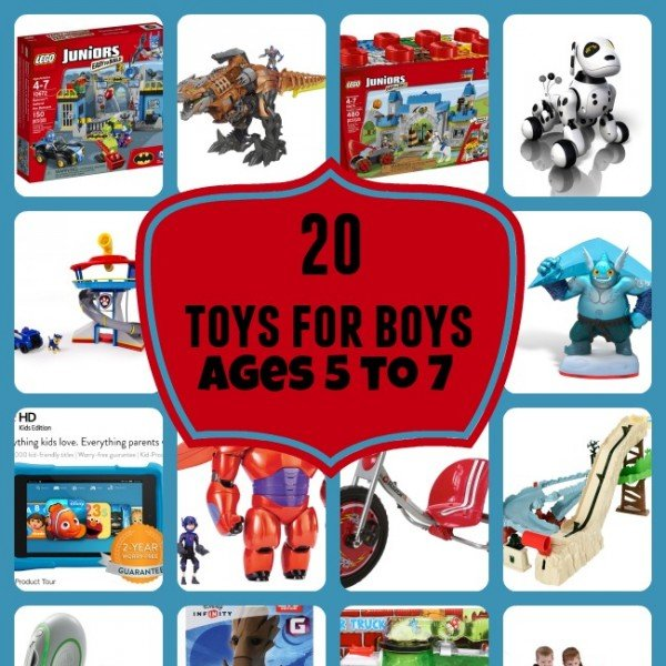 Toys For Age 7 : Toys for boys ages to spaceships and laser beams