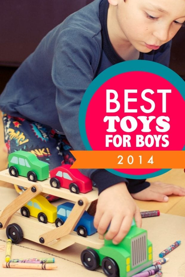 Imagination Toys For Boys : Best toys for boys melissa doug car carrier