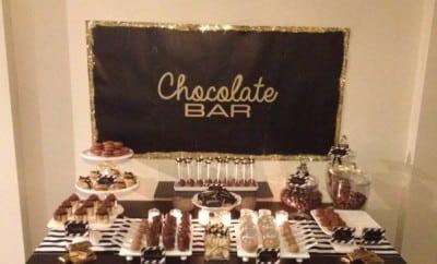 Boy Birthday Party Ideas Chocolate Party 1