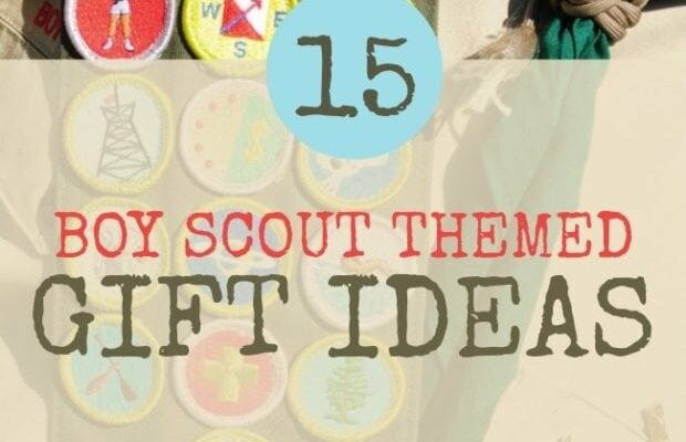 & 15 Great Boy Scout Themed Gift Ideas - Spaceships and Laser Beams