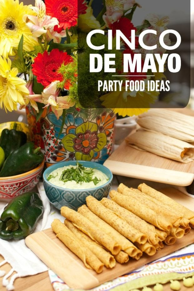 Mexican Themed Party Food List